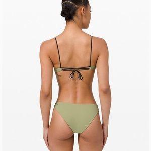 lululemon athletica Swim - Lulu lemon sage bikini
